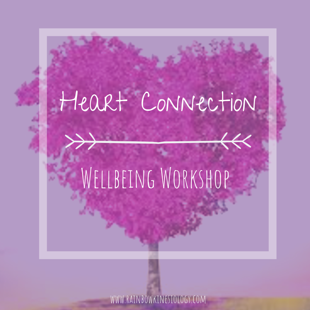 Heart connection well-being workshop