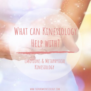 Kinesiology sessions