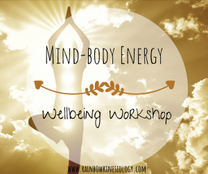mind body energy well-being workshop